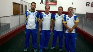 Equipe da FMEBC no Campeonato Estadual de Trios - São Bento do Sul_05 a 07_06_ 2015